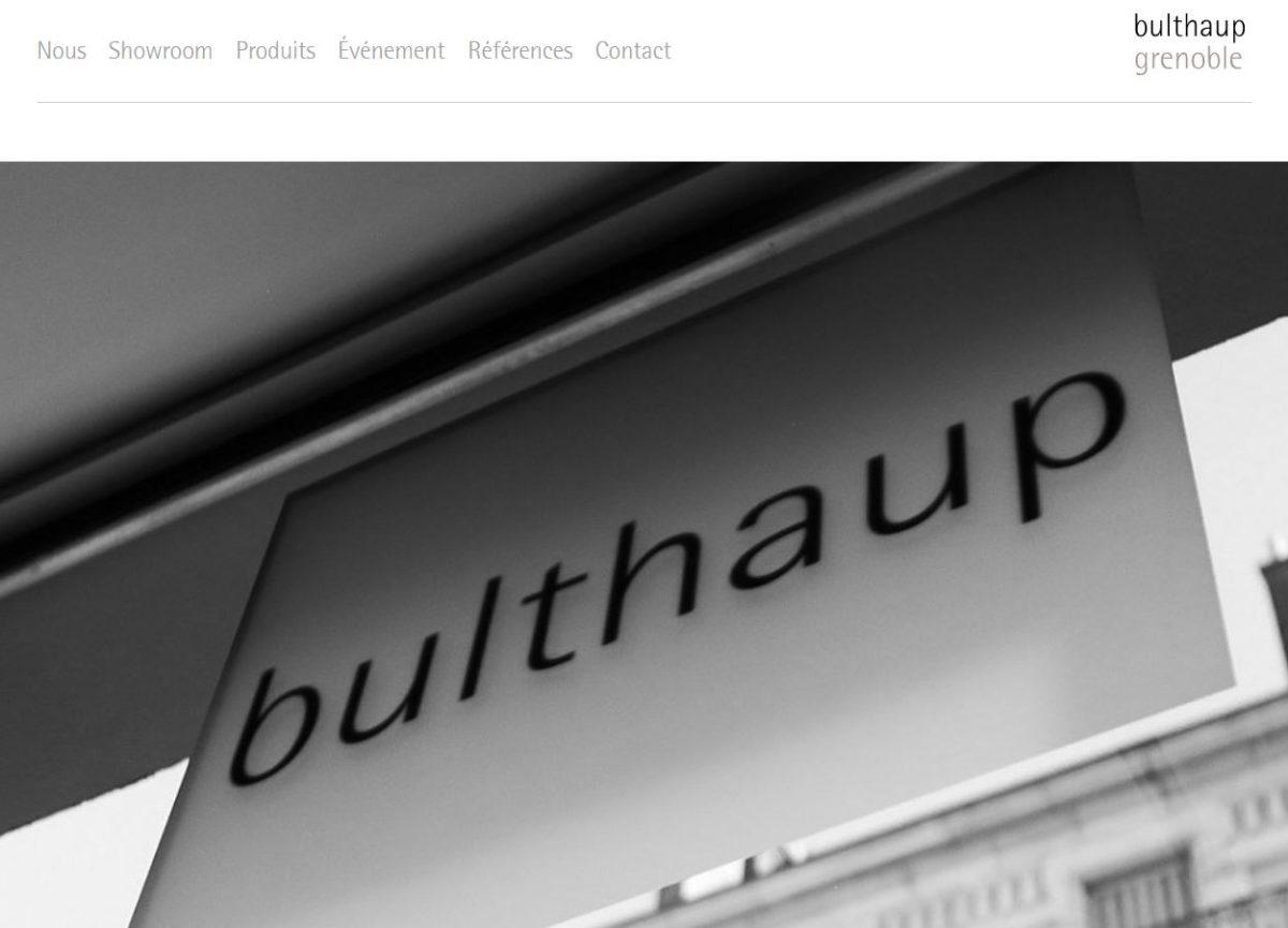 Site internet M2-Bulthaup